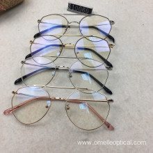 Oval Shaped Lady Optical Frames Optical Glasses