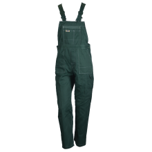 Adjustable suspenders labor bib pants overall