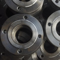 DIN2633 carbon steel forged threaded flange