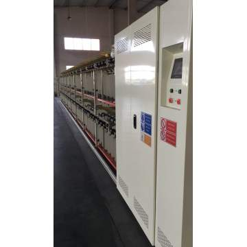 Textile Machine TFO Twister Machine for Long Fiber