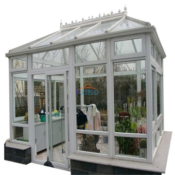 Portable Garden Sunroom Free Standing Prefab Glass House