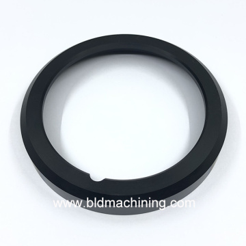 CNC Turning Machining POM Plastic Parts