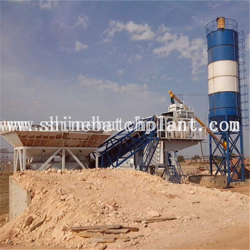 25 Portable Cement Batching Equipment