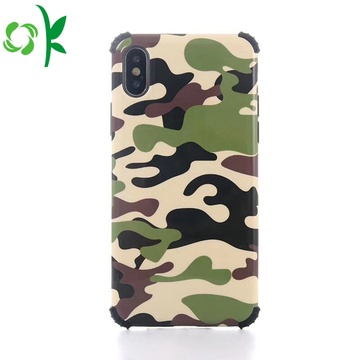 Customized Camouflage Design Hard PC Mobile Phone Case