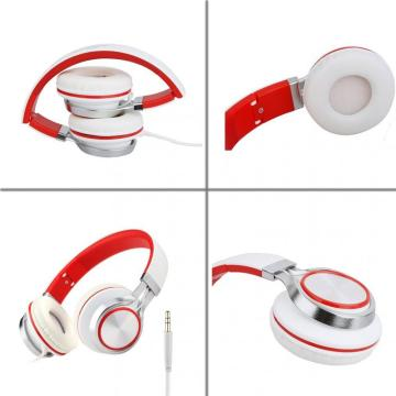 Wholesale computer earphone headphone foldable headset