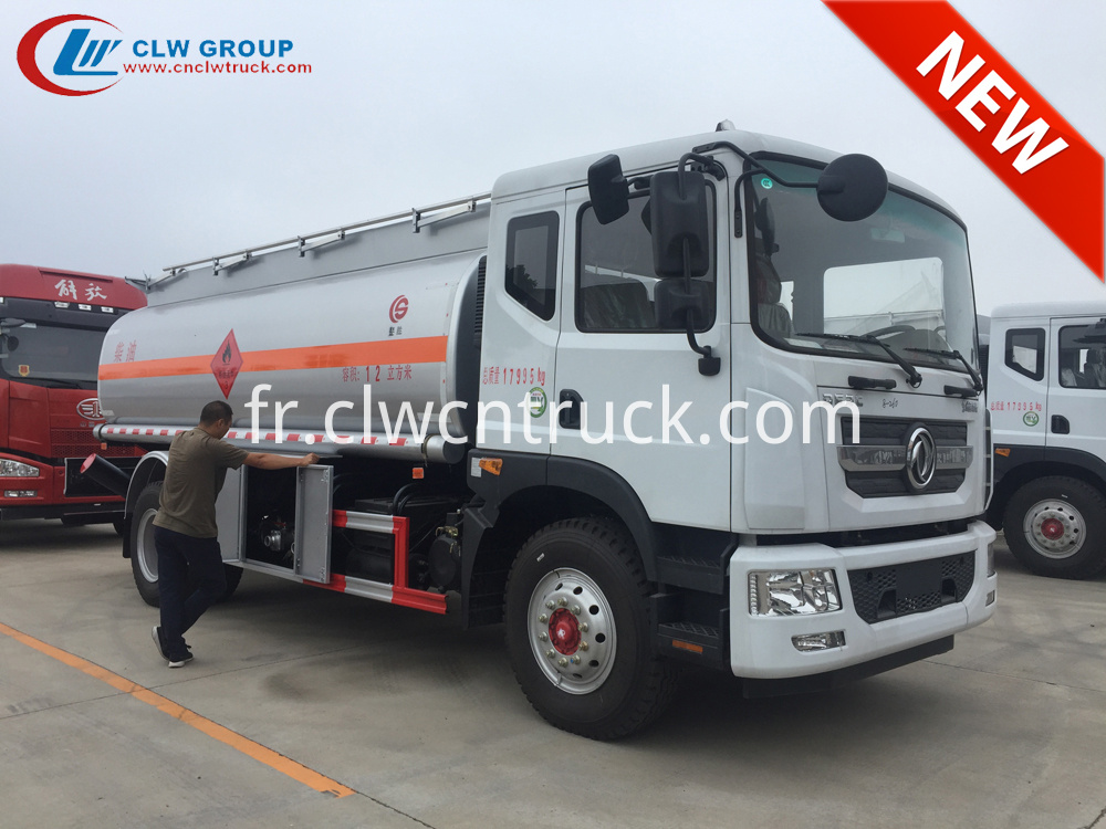 diesel dispensing truck 1