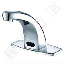 Customized for Automatic Sensor Faucets, Automatic Basin Faucets, Automatic Inductive Faucets Supplier in China Automatic Induction Faucets for Public Washroom export to India Manufacturer