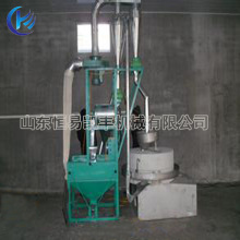 Stone mill flour machine