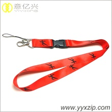 Custom phone cheap accessories sublimation neck lanyard