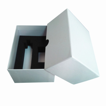 Two Pieces Cardboard Boxes with foam