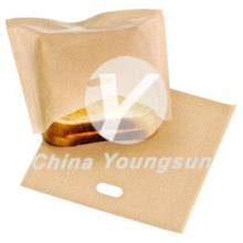 Customized for Grilled Cheese Toaster Bags Non Stick Reusable Toaster Bags export to Tokelau Importers