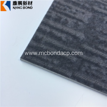 MC Bond Aluminum Siding Composite Panel Wall Material
