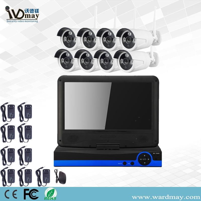 Wifi Nvr Security System