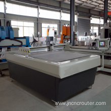 CNC knife cutter for cutting nonmetal materials