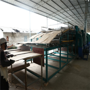 Lowest Veneer Drying Machine