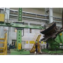 Welding Manipulator for Metal Container