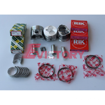 KUBOTA D902 rebuild overhaul kit gasket bearing piston