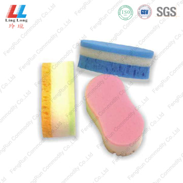 Multifunctional Oval Style Bath Sponge