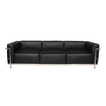Best Quality for Leather Sofa Le Corbusier LC3 Sofa Reproduction export to Japan Exporter