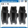 slurry pump rubber impellers