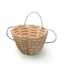 Percell Bowl Shaped Large Rattan Bird Nest