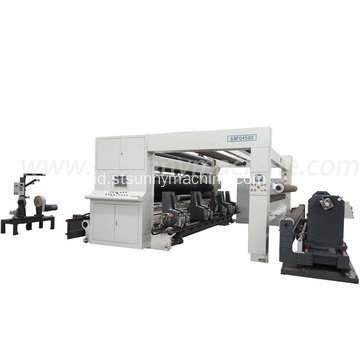 Mesin Slitting Film Plastik GDFQ4500