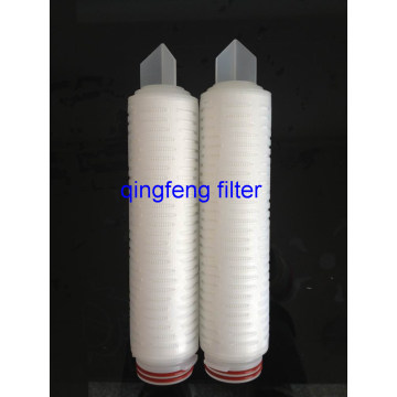 0.1um PTFE Membrane Filter Cartridge for Air Filtration