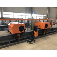 Rebar Diameter 10-32mm Vertical Rebar Bending Line