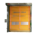 I-Rapid Roller Shutter Stacking Door