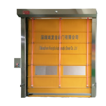 Shutter Rapid Roller Shutter Stacking Door