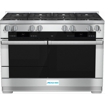 48 Inch Range Natural Gas Oven