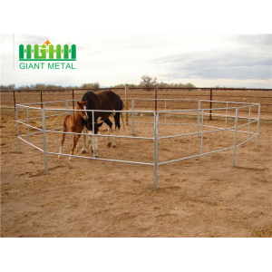 Wire filled /Pipe filled/Chain link mesh farm gate