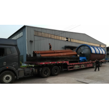 Fast Delivery for Tires Pyrolysis Machine environmental waste tire pyrolysis machines export to New Caledonia Manufacturer