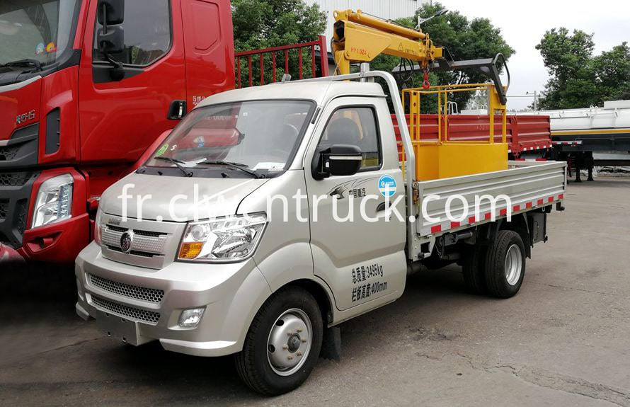 small crane truck for sale