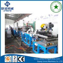 Cabinet frame nine fold rack roll forming machine