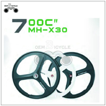 700c fixed gear bicycle mag wheels