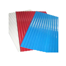 wave coated corrugated steel sheet metal