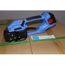 Best-Selling for Plastic Strapping Machine High quality Portable PP PET strap machine export to Somalia Factory