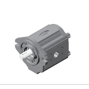 TBM lubrication gear pump