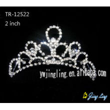 Europe and America fashion Wedding Tiara Crown