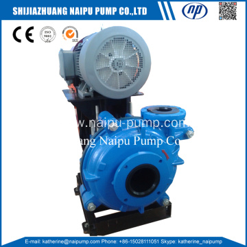 6/4 EAHR Rubber Liner Pump for Ball Mill