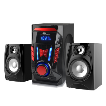 2.1 mini computer speaker box system