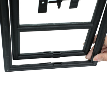 30 x 40cm Black Pet Screen Door