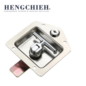 Personlized Products for Electrical Panel Lock Silvery Industrial Cabinet Hardware SS Panel Locks export to Virgin Islands (British) Wholesale