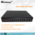 8chs double 1000Mbps Uplink port POE switch