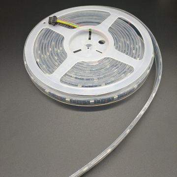 Addressable DMX512 60led flexible Led strip