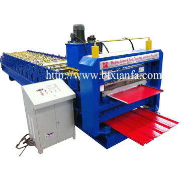 Manual Type Composite Sheet Roll Forming Machine