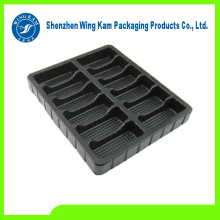 Cheap Plastc Food Tray Packaging Seving Tray Wholesale