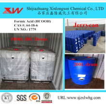 Formic acid hcooh 85% purity
