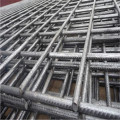 Hot dipped galvanized Galvanized Rebar Welded Mesh Panel